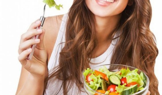 We Should do Diet to Prevent Hair Fall